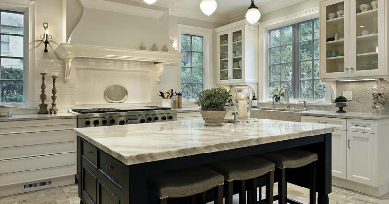 Beautiful kitchen island designs