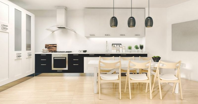 Beautiful tiles design for kitchen
