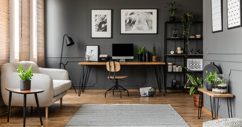 Choosing a Room to Use as a Home Office