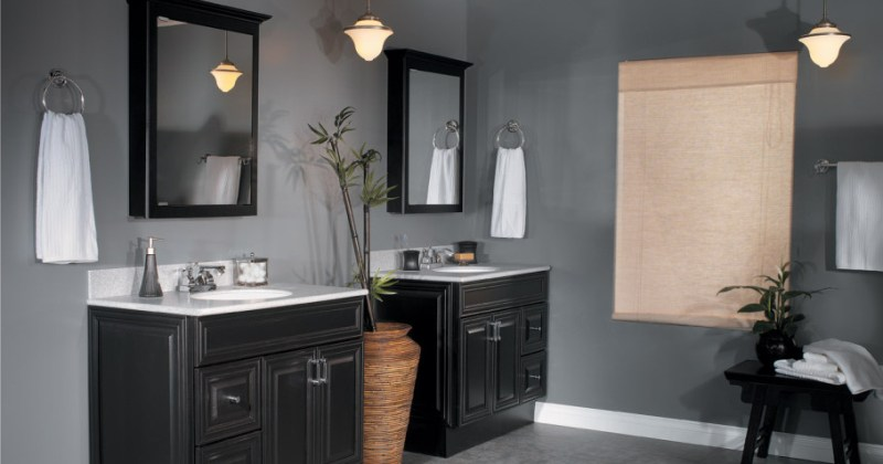 Contemporary bathroom pendant lighting