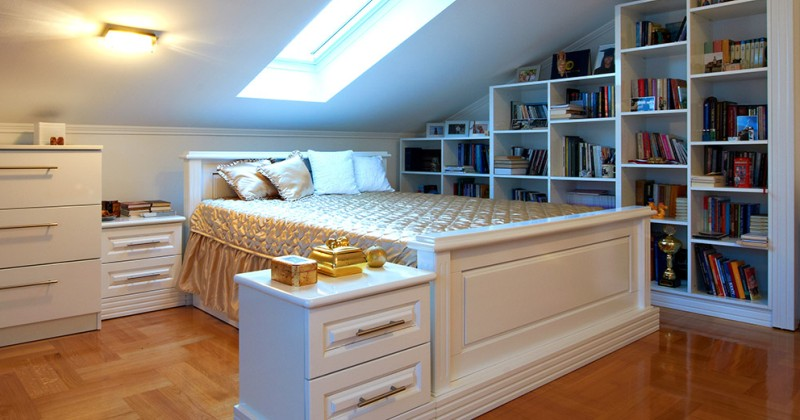 Cool bedroom ideas mall rooms