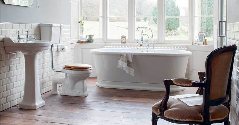 Cosy bathroom decorating ideas