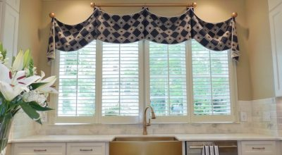 Create Beautiful Window Treatment