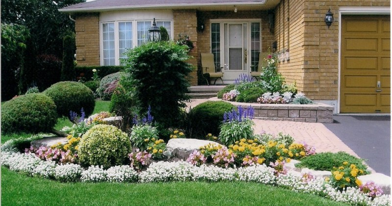 Curb appeal ideas for small front yards