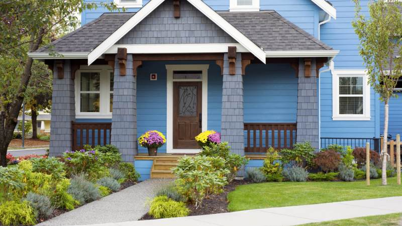 Curb appeal ideas on a budget