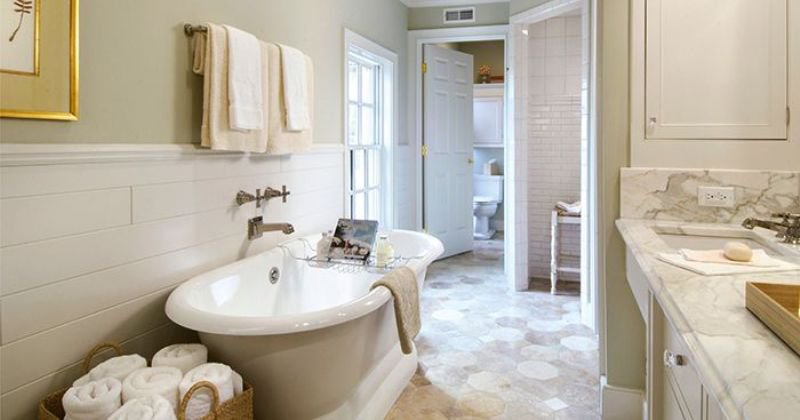 DIY bath remodeling ideas