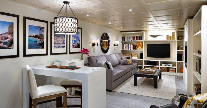 DIY remodeling basement