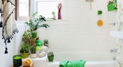 Decorating Small Bathroom