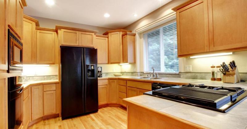 Do it yourself refacing kitchen cabinet doors