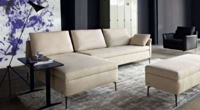 Fame Leather Corner Couches