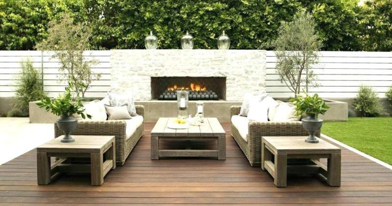 Farmhouse outdoor furniture ideas