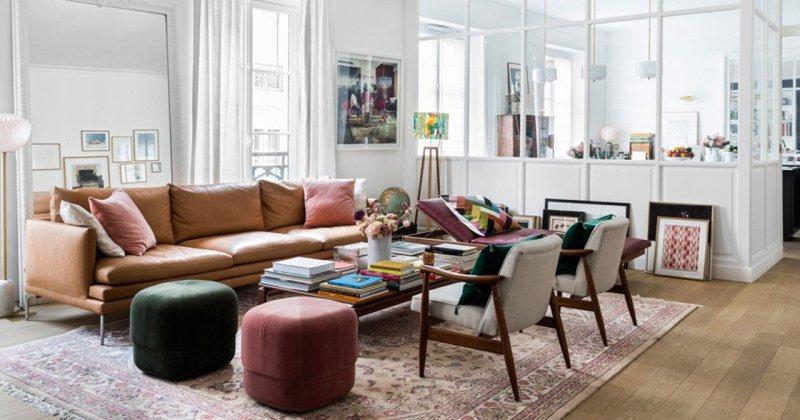 French girl interior design