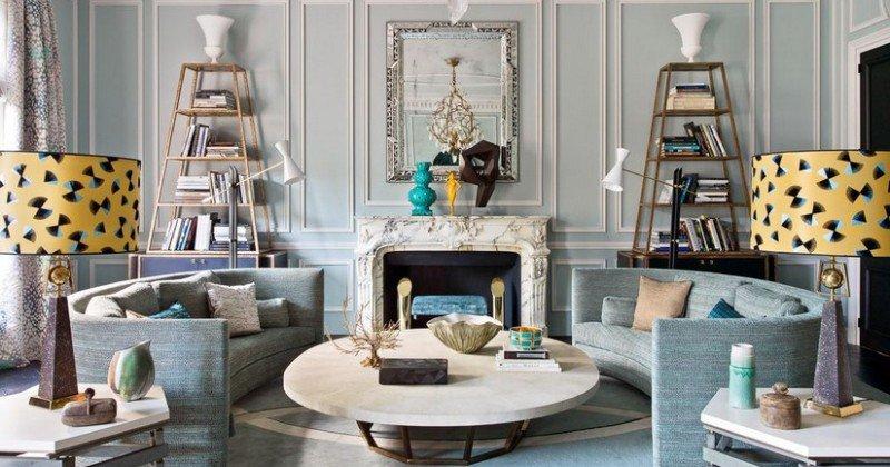 French interior design colors