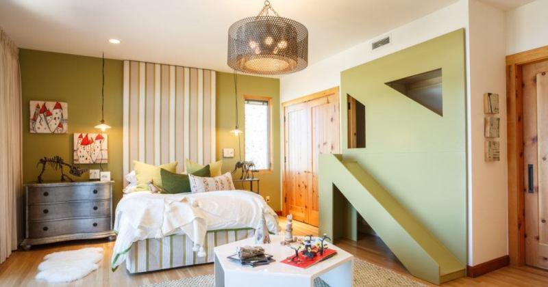 French interior design colours