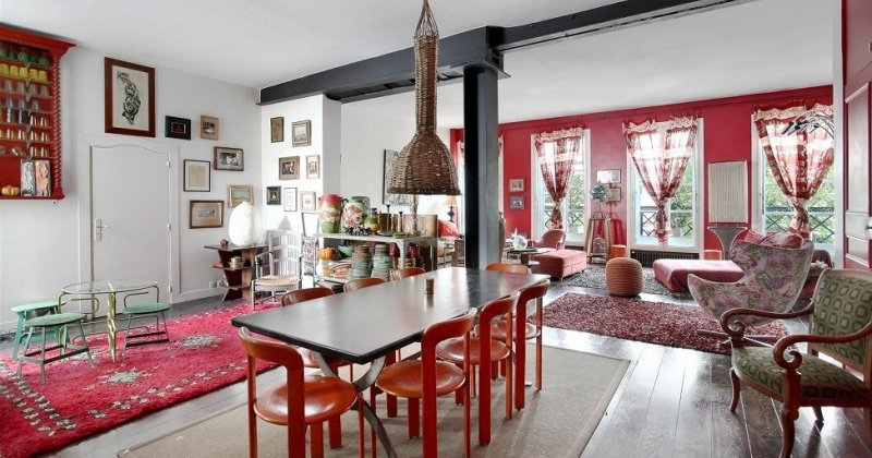 French interior design trends