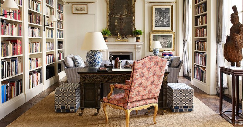 French interior home design