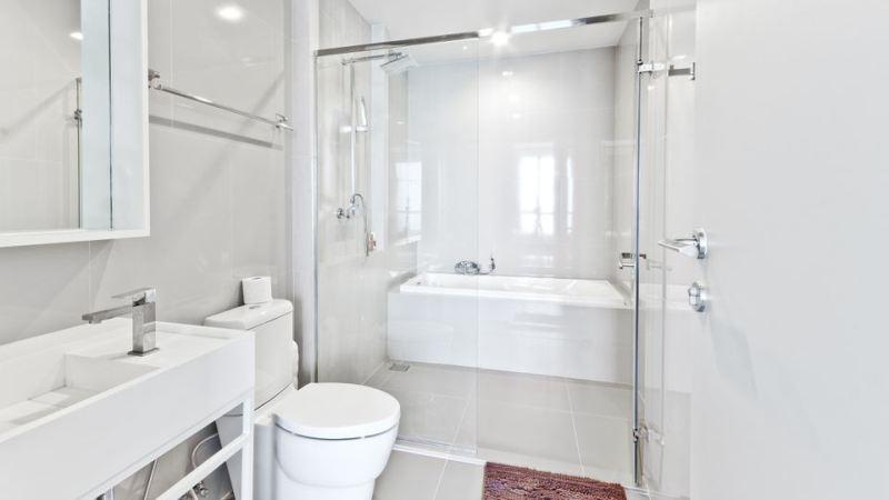 Good small bathroom design