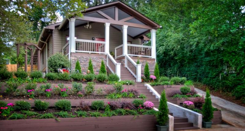 Great curb appeal ideas