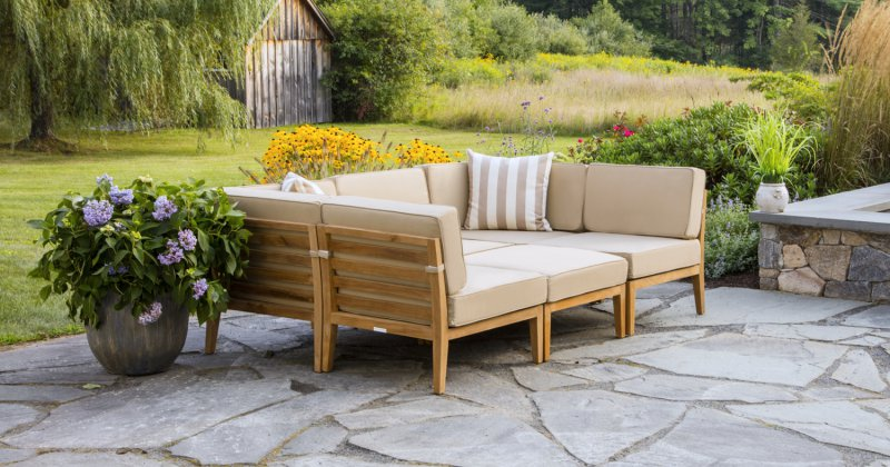 Great outdoor furniture ideas
