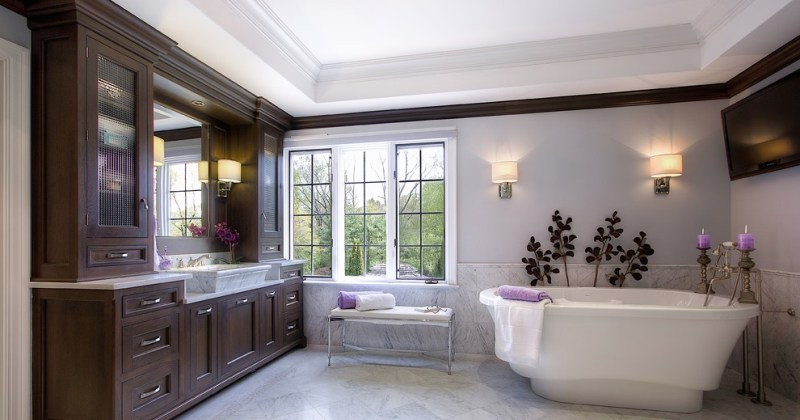 Half bathroom remodeling ideas
