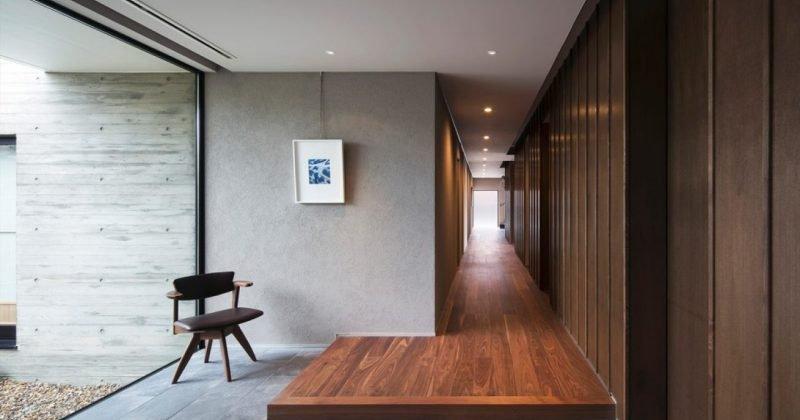 Hallways interior modern