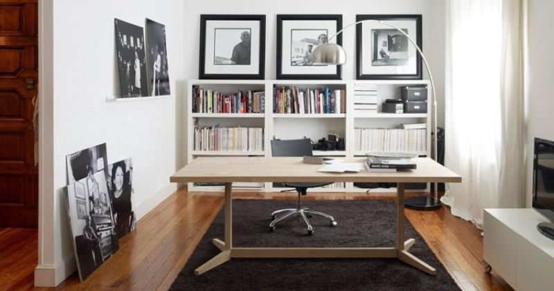Home office decor ideas pictures