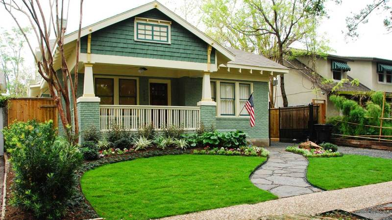 Ideas for curb appeal landscaping