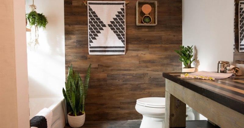 Ideas for small bathroom decor