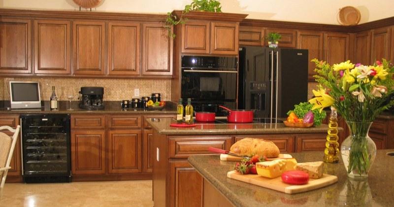 Kitchen cabinet doors refacing supplies