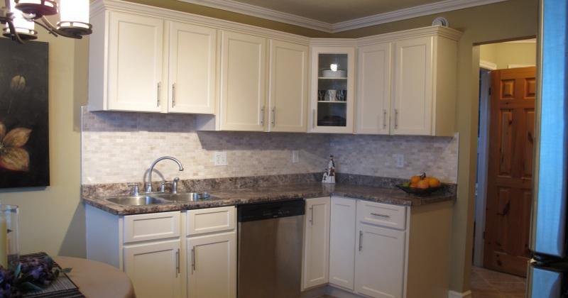 Kitchen cabinet refacing estimate