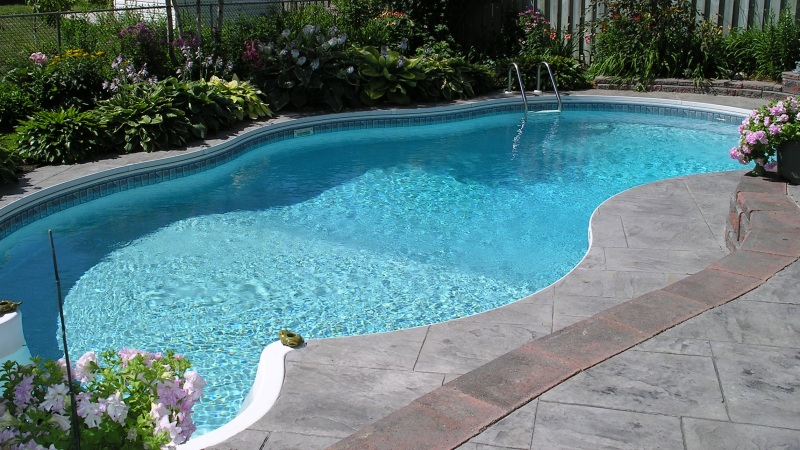 Lane lines for swimming pools