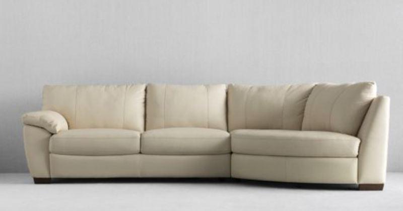 Leather corner sofa ikea