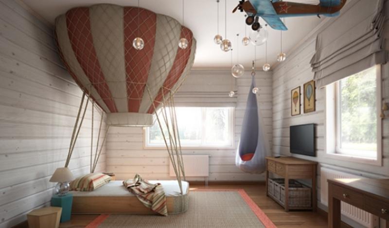 Little boy bedroom decor