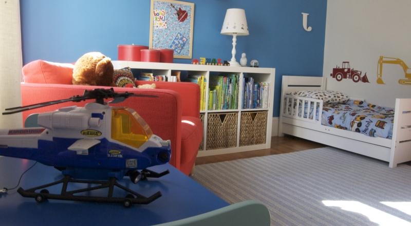 Little boy bedroom decorating ideas