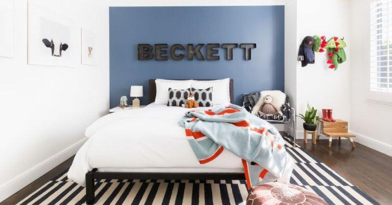 Little boy bedroom design ideas