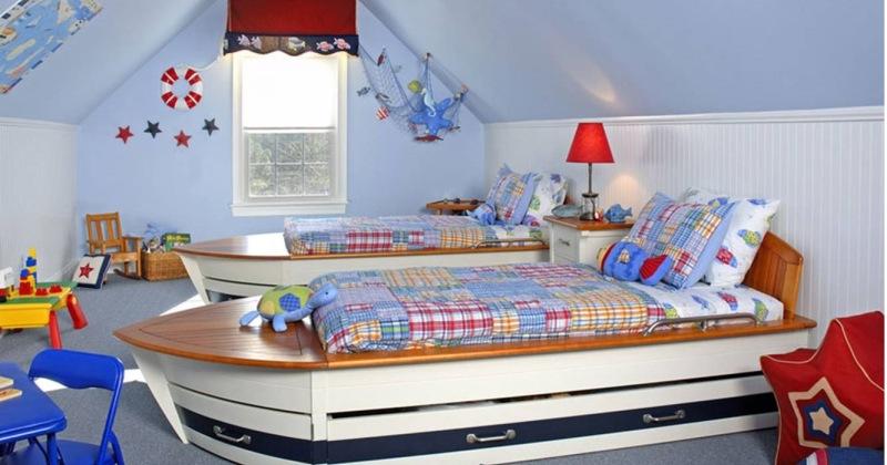 Little boy bedroom furniture sets