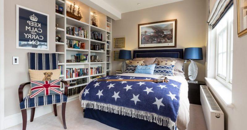 Little boy bedroom lamps
