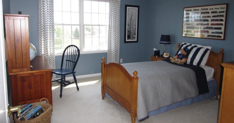 Little boy bedroom paint colors