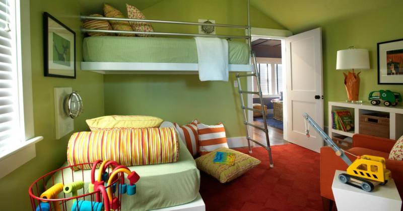 Little boy bedroom paint ideas