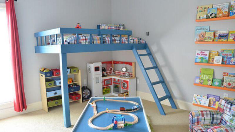 Little boy bedroom pictures