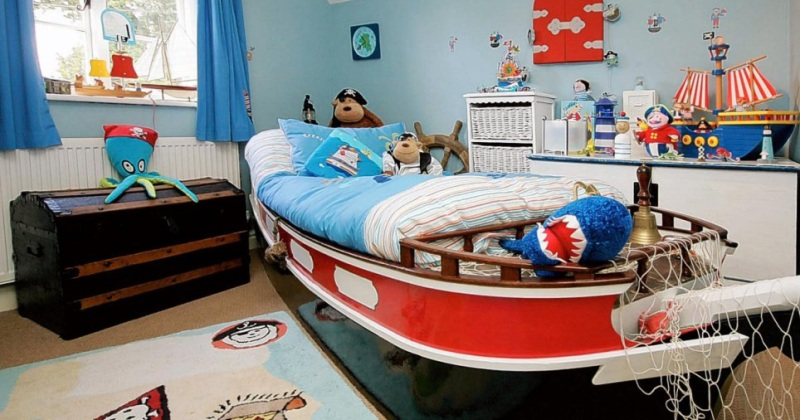 Little boy bedroom themes