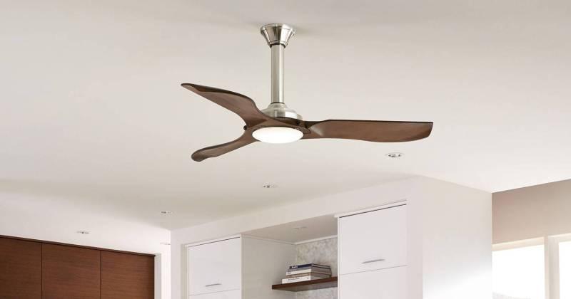 Modern ceiling fan light
