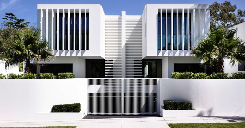 Modern residence design