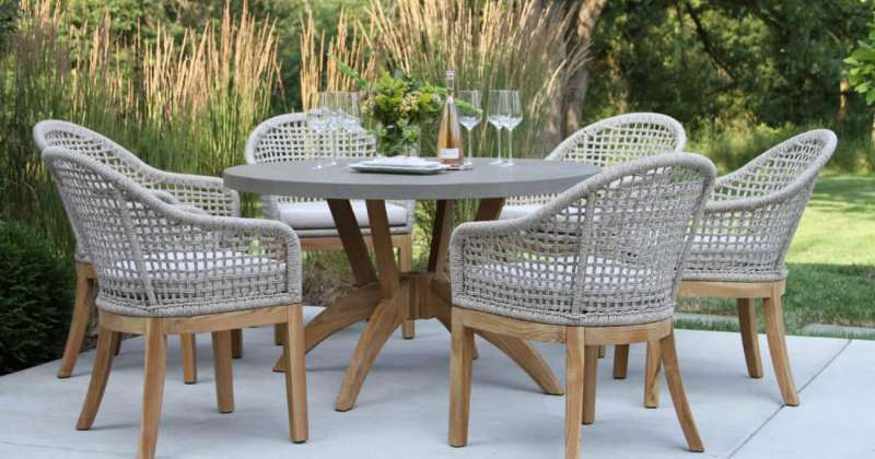 Outdoor furniture and ideas