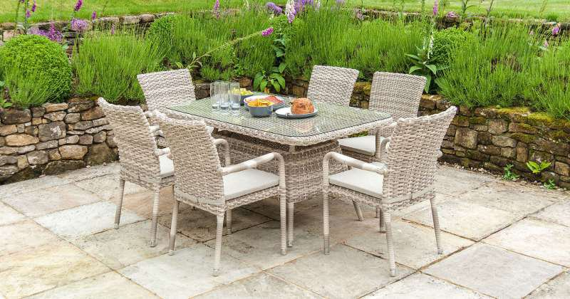 Outdoor furniture decor ideas