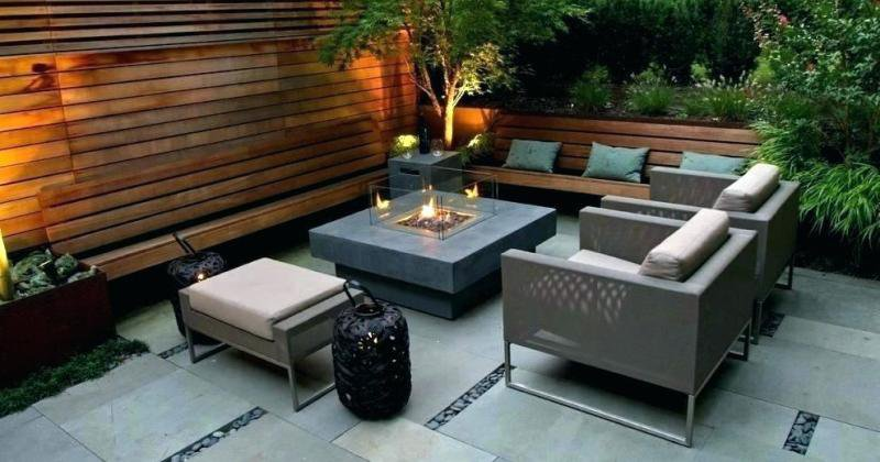 Outdoor furniture design ideas