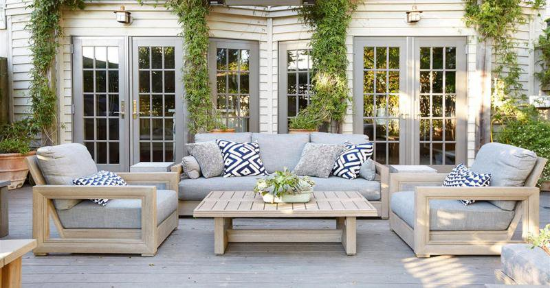Outdoor room furniture ideas