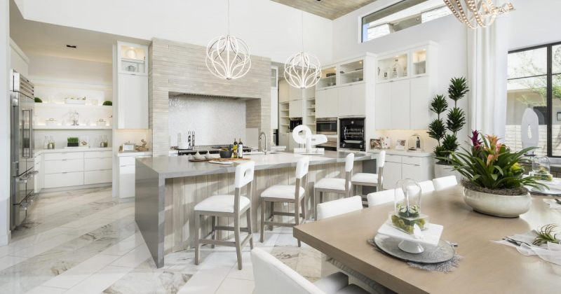 Pictures of beautiful kitchen designs