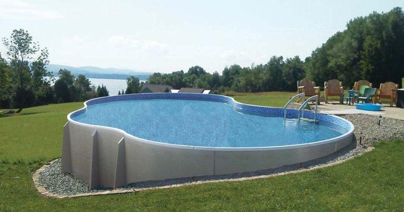 Price of semi inground pools