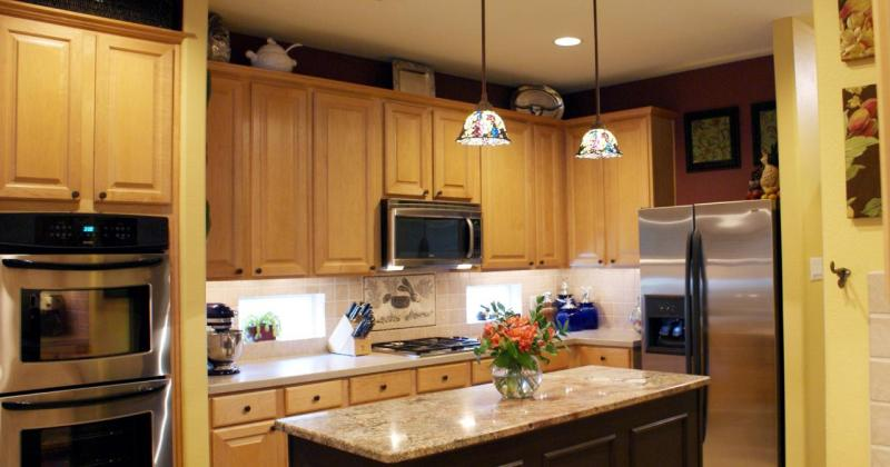 Reface kitchen cabinets new doors